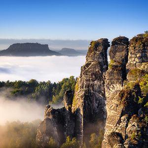 Výlety po Českosaském Švýcarsku