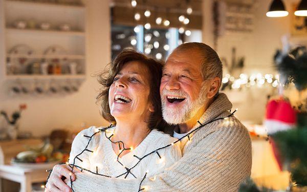 Čím o Vánocích potěšíte babi a dědu?