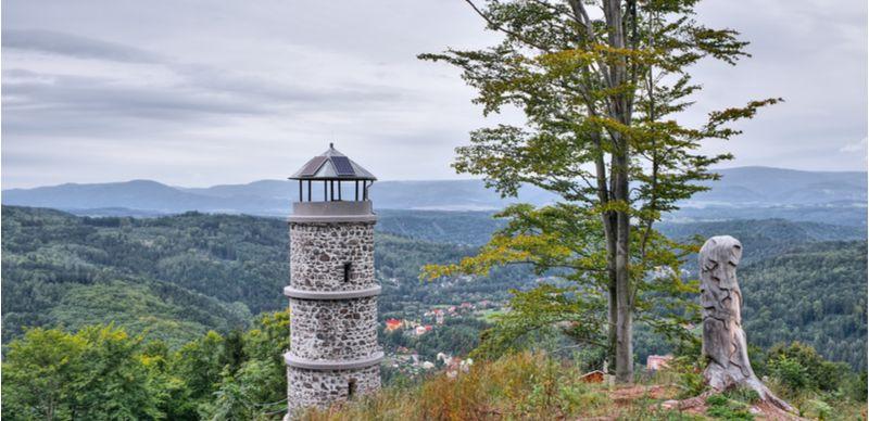 Nejkrásnější rozhledny v Čechách