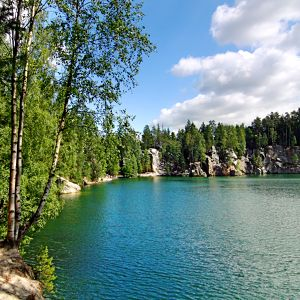 Kde najdete nejkrásnější jezera Česka?
