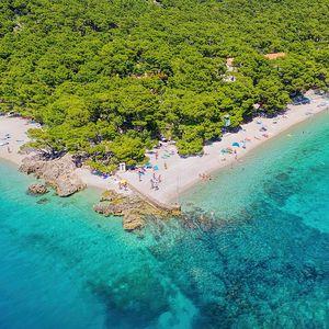 Nejkrásnější pláže Chorvatska