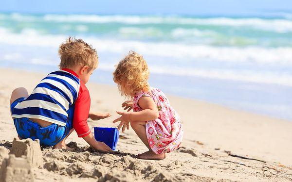 Kam vyrazit s dětmi k moři? Známe ta nej místa!