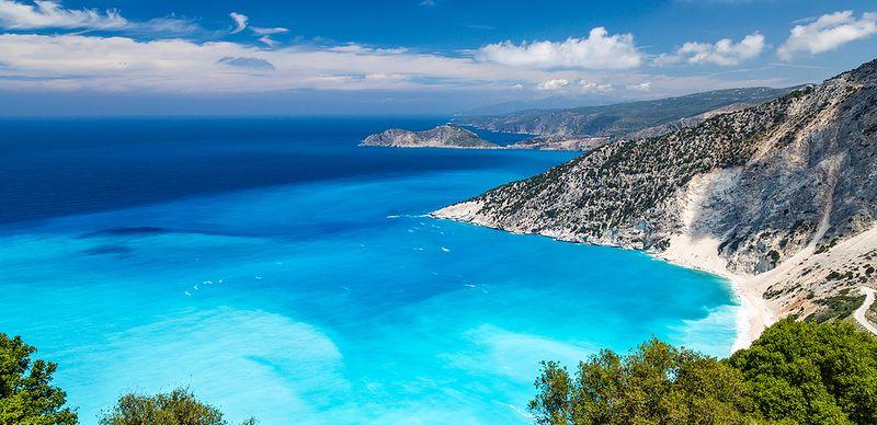 5 méně známých řeckých ostrovů