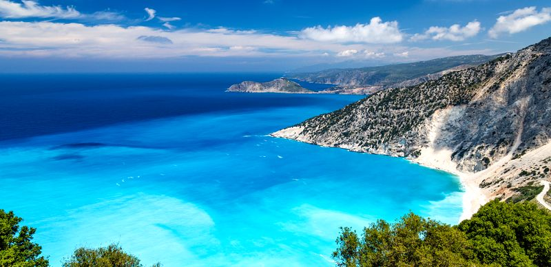 5 méně známých řeckých ostrovů, které byste měli poznat