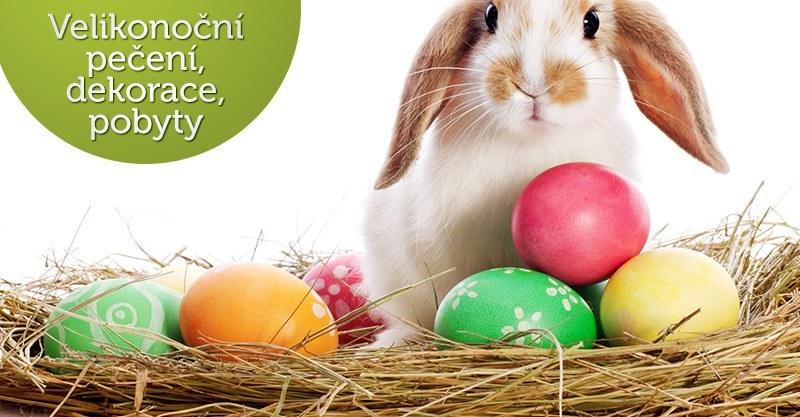 Velikonoční pobyty a dekorace