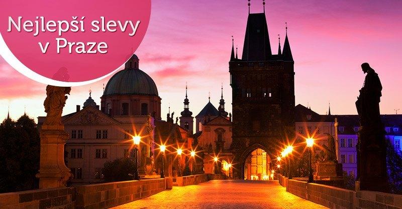 Praha a nejlepší slevy!