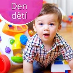 Dárky na Den dětí