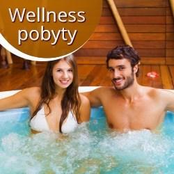 Odpočinkové wellness pobyty